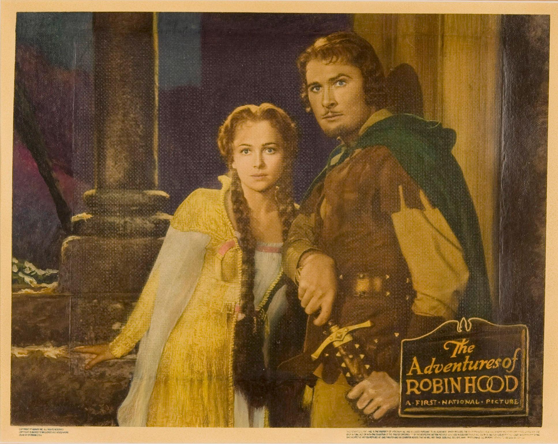 The Adventures of Robin Hood 1938  IMDb