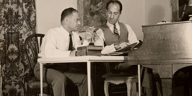 George Gershwin and Ira Gershwin:  Fascinating Rhythms